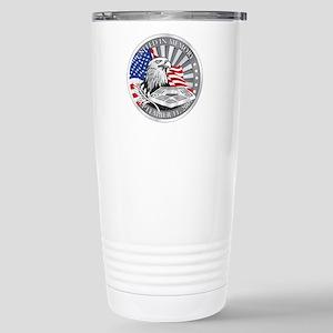 9/11 Stainless Steel Travel Mug