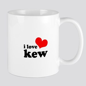 i love kew Mug