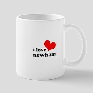 i love newham Mug