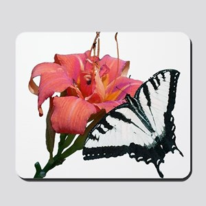 Beautiful Butterfly Mousepad