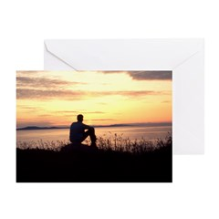 Pondering - Greeting Cards (Pk of 10)