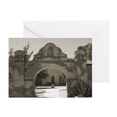 Mission San Miguel - Greeting Cards (Pk of 10