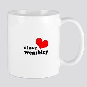 i love wembley Mug