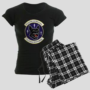 17th SOS Women's Dark Pajamas