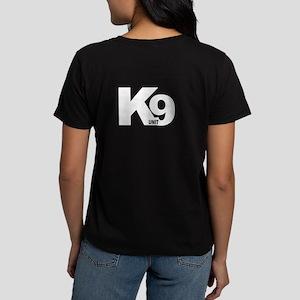 K9 Unit/Handler Deployment Sh Women's Dark T-Shirt