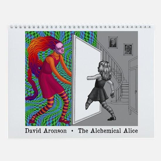 The Alchemical Alice Wall Calendar