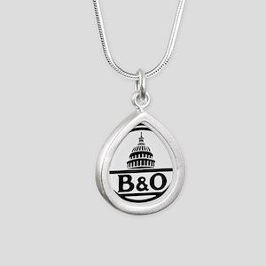 Baltimore and Ohio railroad Necklaces