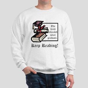 Truly Educated Sweatshirt
