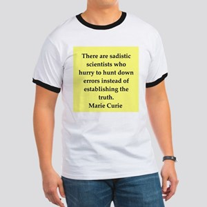 pierre and marie curie quote Ringer T