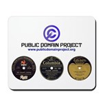 PD Project VIP Mousepad