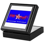 Free Yourself Keepsake Box
