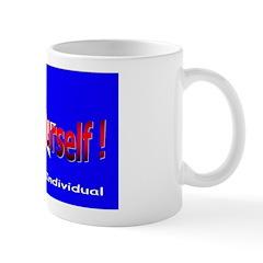 Free Yourself Mug