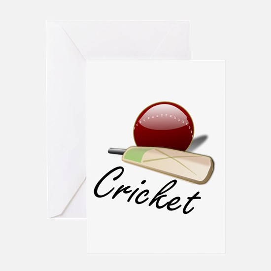 cricket Greeting Card