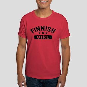 Finnish Girl Dark T-Shirt