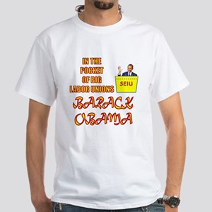 In The Union's Pocket White T-Shirt