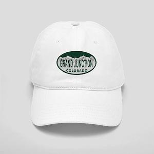 Grand Junction Colo License Plate Cap
