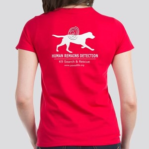 HRD Dog Women's Dark T-Shirt