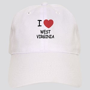 I heart west virginia Cap