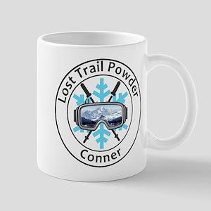 Lost Trail Powder Mountain - Conner - Monta Mugs