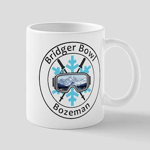 Bridger Bowl - Bozeman - Montana Mugs