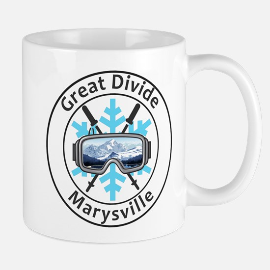 Great Divide - Marysville - Montana Mugs