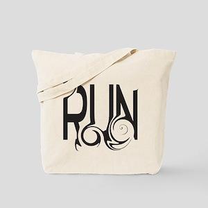 Unique RUN Tote Bag