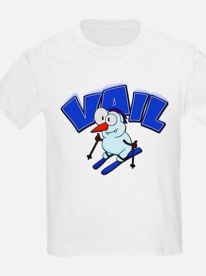 Vail Snowman T-Shirt