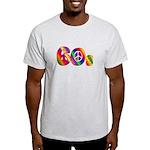 60s PEACE SIGN Light T-Shirt