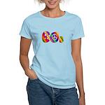 60s PEACE SIGN Women's Light T-Shirt