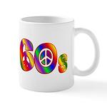 60s PEACE SIGN Mug
