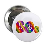 60s PEACE SIGN 2.25