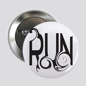 """Unique RUN 2.25"""" Button"""