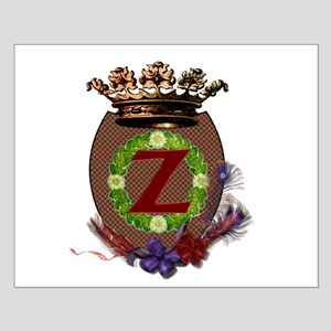 Z Crest Small Poster