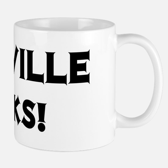 Vacaville Rocks! Mug