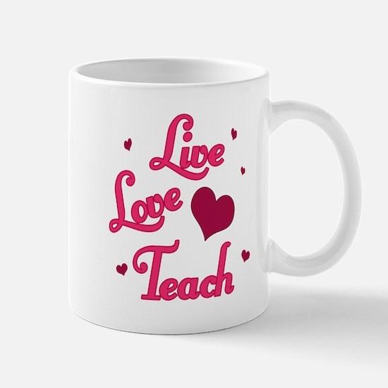 Funny Teacher aid Mug