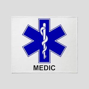 BSL - MEDIC Throw Blanket