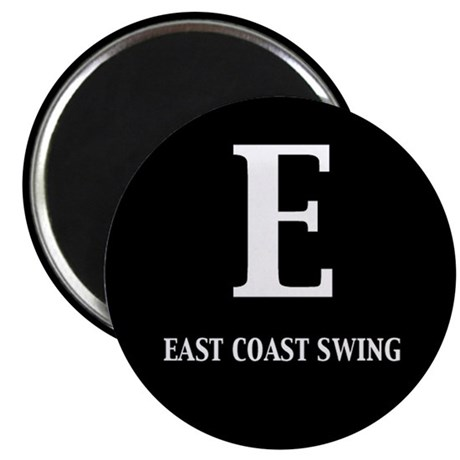 East Coast Swing Magnet