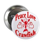 Peace Love Crawfish 2.25