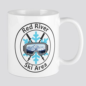 Red River Ski Area - Red River - New Mexico Mugs