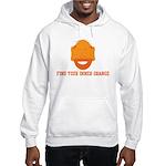 Mr. Tony Inner Orange Hooded Sweatshirt