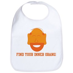 Mr. Tony Mr. Tony Inner Orange Bib