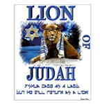 Lion of Judah 1 Small Poster