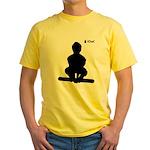 iOwl Yellow T-Shirt