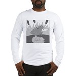 Rodney (no text) Long Sleeve T-Shirt