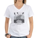 Rodney Women's V-Neck T-Shirt