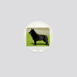 Schipperke 9W021D-022 Mini Button