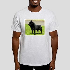 Schipperke 9W021D-003 Light T-Shirt
