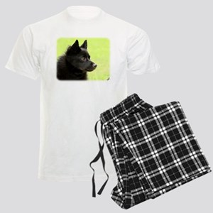 Schipperke 9Y506D-026 Men's Light Pajamas