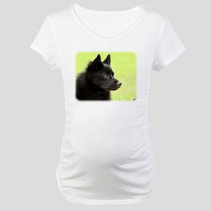 Schipperke 9Y506D-026 Maternity T-Shirt