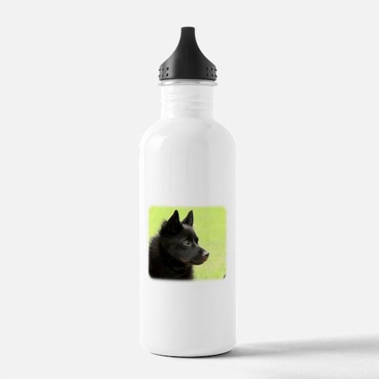 Schipperke 9Y506D-026 Water Bottle